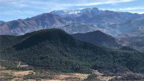 A repórter Liza Foreman se aventurou nas montanhas do Alto Atlas do Marrocos em busca de Idihr, uma vila remota da qual ninguém parecia se lembrar