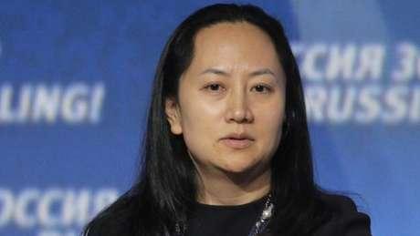 Meng Wanzhou foi presa durante uma conexão em Vancouver