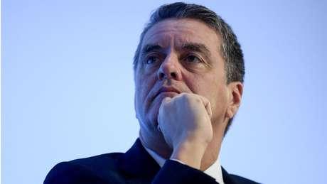 Roberto Azevêdo, que é brasileiro, comanda a Organização Mundial do Comércio
