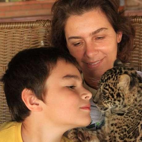 'É fundamental entender os limites e não mexer com o animal quando ele não está bem', explicam Leandro e Anah