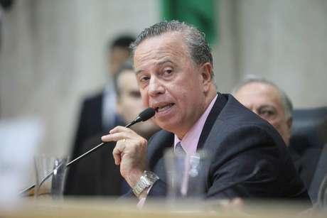 O vereador Camilo Cristófaro (PSB)