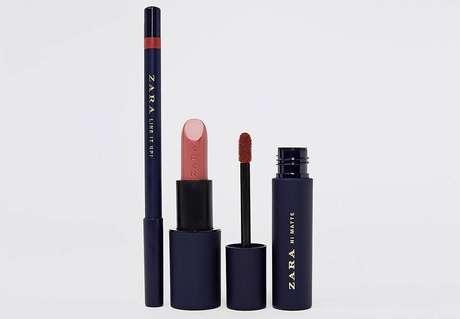 Coleção está àvenda no site da Zara.