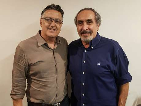 Nilo Guimarães e Kouros Monadjemi serão vice e presidente da LNB.