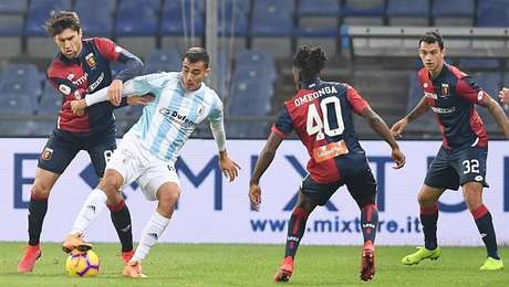 Virtus Entella, da 3ª divisão, bate Genoa e está nas oitavas da Copa da Itália