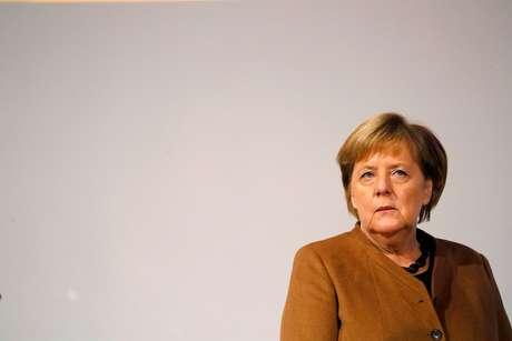 A primeira-ministra alemã, Angela Merkel