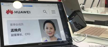 Meng Whanzhou ocupa a diretoria financeira da Huawei desde 2011