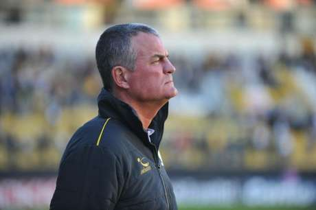 Mazola Júnior é o novo treinador da Ponte Preta (Foto: Divulgação / Criciúma)