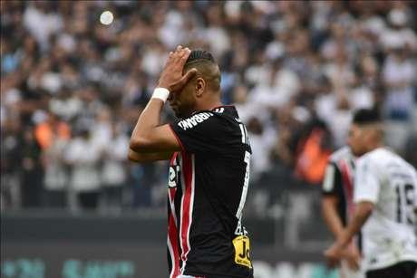 Tricolor errou mais de 12% dos passes dados no Campeonato Brasileiro (Foto: Eduardo Carmim/Photo Premium)