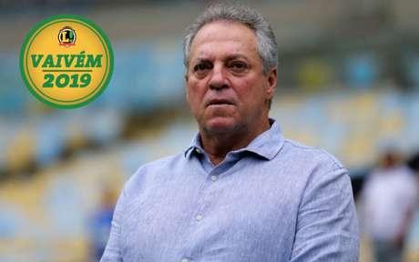 Abel Braga não está com pressa para definir seu futuro e deve esperar eleição no Flamengo (Foto: Divulgação/FFC)