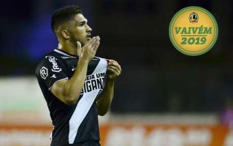 Andrey, do Vasco, deve deixar o clube para 2019. Confira a seguir outras imagens dele na galeria especial do LANCE!