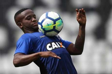 Jonathan está no Botafogo desde 2017 (Foto: Vitor Silva/SS Press/Botafogo)