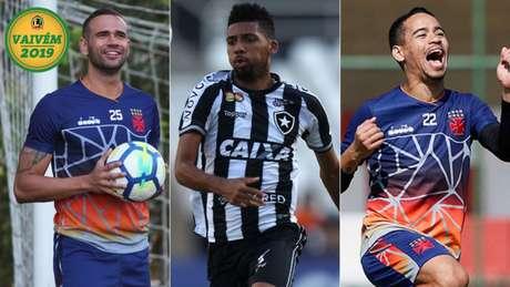 Carlos Gregório Júnior/Vasco e Vitor Silva/SSPress