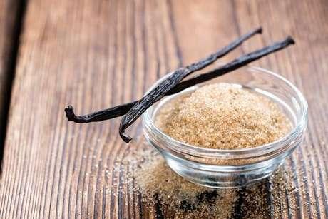 Açúcar de baunilha