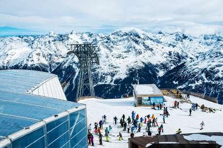 Confira pistas 'low cost' para esquiar nesta temporada