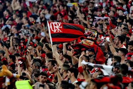Flamengo foi o clube com maior média de público na Série A em 2018