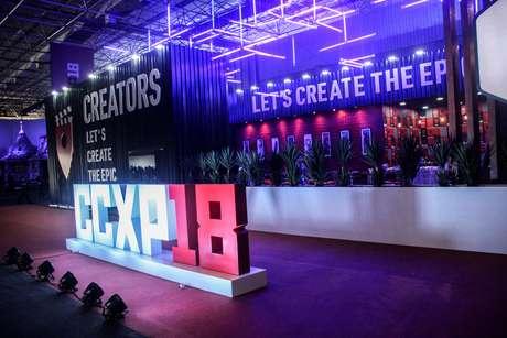 Comic Con Experience 2018 começou nesta quarta (05) com a Spoiler Night e vai até o próximo domingo (09)