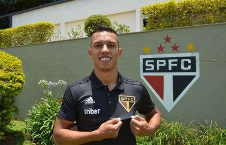 Igor Vinícius já será integrado ao elenco do São Paulo na reapresentação, em 3 de janeiro