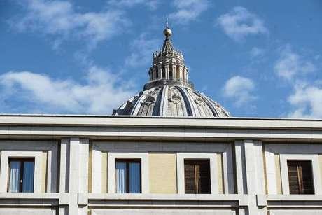 Cúpula da Basílica de São Pedro, no Vaticano