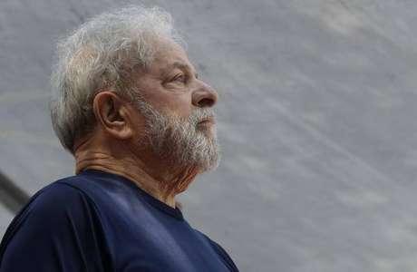 Lula cumpre pena em Curitiba desde 7 de abril