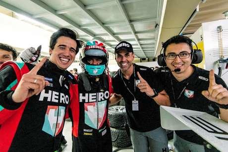 Presente da Hero pela temporada na Porsche Cup, Di Mauro fará sua estreia na Stock Car neste domingo