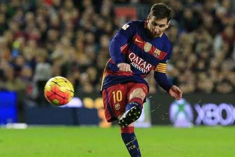 Lesão de Suárez e falta de confiança em Munir fazem com que Valverde opte por Messi de falso nove (Foto: Reprodução/FCB)