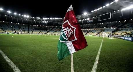 Fluminense sofre com penhoras (Foto: LUCAS MERÇON / FLUMINENSE F.C.)