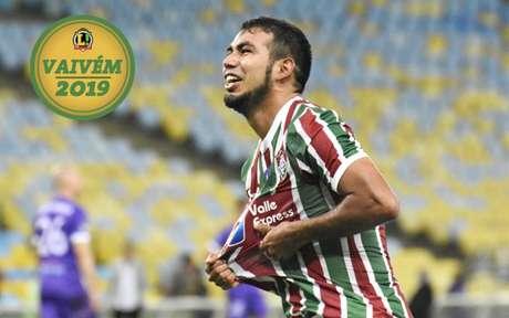 Sornoza pode deixar o Fluminense (Foto: MAILSON SANTANA/FLUMINENSE FC.)