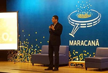'Acho que vamos bater o recorde em termos de partidas disputadas, de público e de presença no Tour Maracanã', afirmou Mauro Darzé(Foto: Vinicius Faustini)
