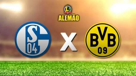Clássico entre Dortmund e Schalke agita rodada do Campeonato Alemão
