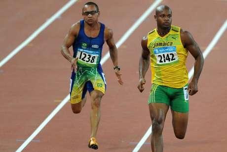 COI confirma bronze para o Brasil no 4x100m rasos masculino nos Jogos Olímpicos Pequim 2008 (Foto: AFP)
