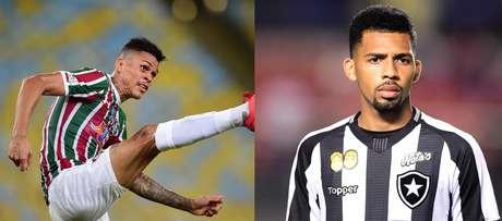 Richard, do Fluminense, deve ir para o Corinthinas, e Matheus Fernandes, do Botafogo, para o Palmeiras