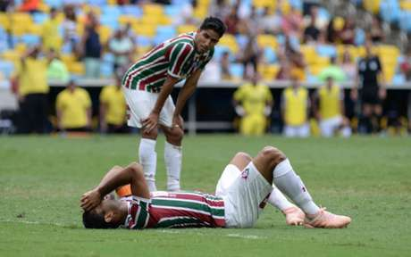 Fluminense ainda não seguiu o planejamento para 2019 (Foto: Rodrigo Soares Pires/AM Press)