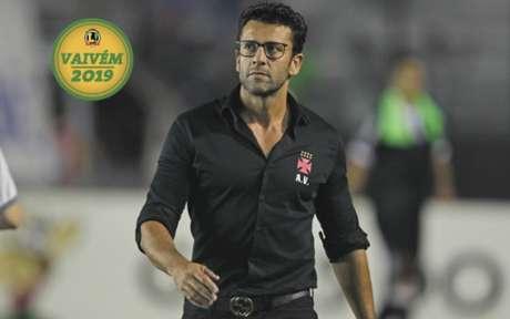 Alberto Valentim pode não ficar no Vasco para 2019. Confira a seguir outras imagens na galeria especial do LANCE!