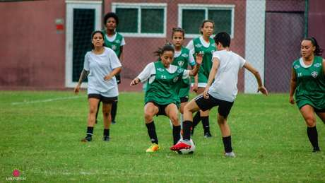 Tricolor se prepara para disputar o campeonato do desenvolvimento da Conmebol (Foto: Divulgação/Fluminense)