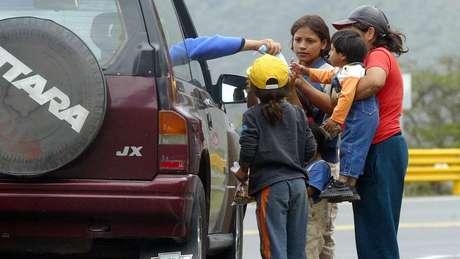 O Equador iniciou um plano de austeridade em meio a um forte endividamento