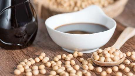 A soja é ingrediente essencial na culinária japonesa