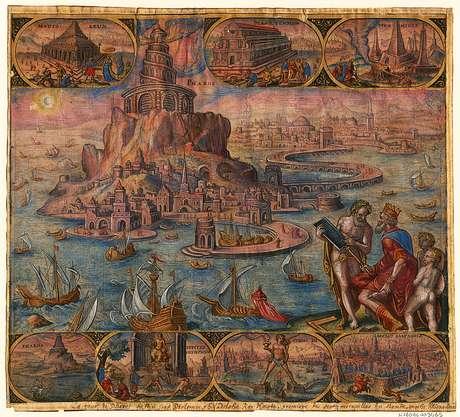 Alexandria teve um passado glorioso e era um centro intelectual sem igual; porém, foi tomada por enfrentamentos religiosos