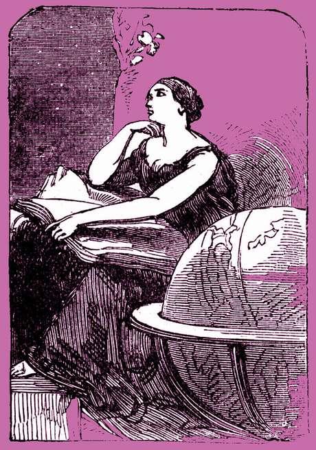 Na época, era inusitado que homens adultos viajassem para escutar uma mulher falar, mas isso ocorria com Hipatia