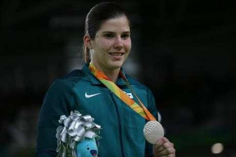 Destaque feminino paralímpico: Alana Maldonado