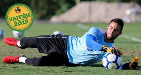 De Amores foi pedido da torcida em 2018 (Foto: Lucas Merçon / Fluminense F.C)