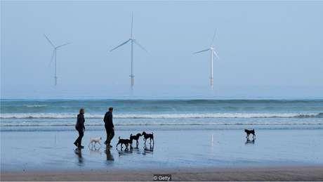 Para mitigar as mudanças climáticas, o objetivo número um é substituir os combustíveis fósseis por fontes renováveis de energia