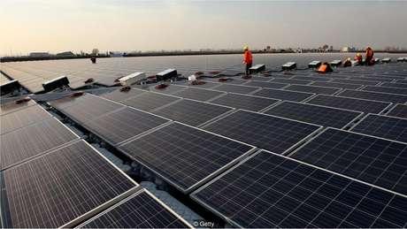 Energia solar é hoje a fonte de eletricidade mais barata para muitos lares na América Latina, Ásia e África