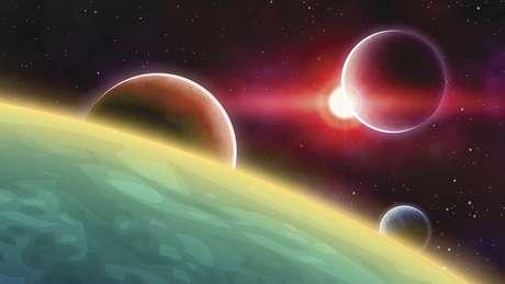 Estudo feito por brasileiros conclui que há condições geológicas favoráveis à vida em torno de estrelas