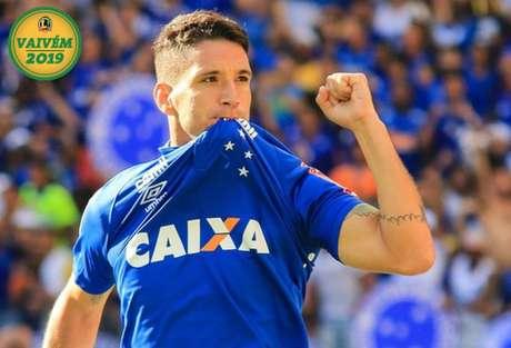 Do interesse inicial do Corinthians a investida do Grêmio, Thiago Neves pode deixar o Cruzeiro- (Foto: Divulgação/LANCE!)