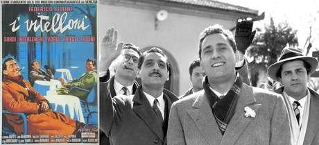 Uma Itália que se recupera da guerra pelo humor