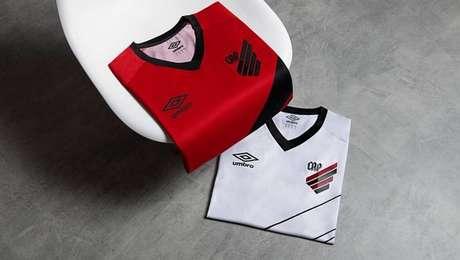 Nova camisa do Atlético-PR será utilizada na final da Sul-Americana