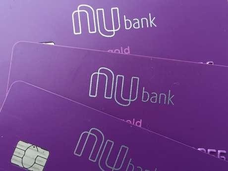 Cartões de crédito do Nubank, São Paulo, 11/12/2018 REUTERS/Paula Arend Laier