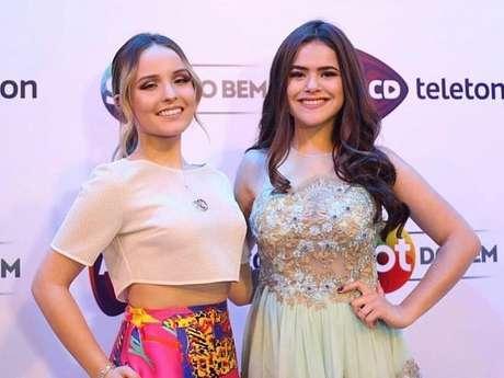 Larissa Manoela e Maisa Silva podem deixar o SBT, diz site