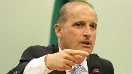 'O presidente eleito é um homem que sempre se pautou pela verdade', disse Onyx Lorenzoni, ao defender que movimentações bancárias sejam esclarecidas