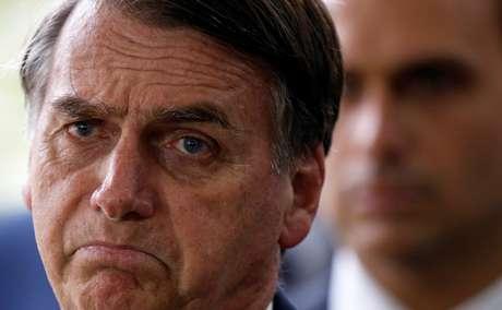 Bolsonaro em Brasília  4/12/2018   REUTERS/Adriano Machado